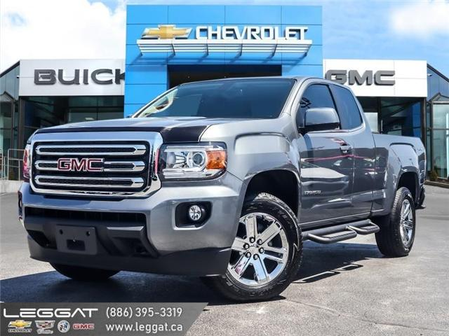2018 GMC Canyon  (Stk: 98620A) in Burlington - Image 1 of 23