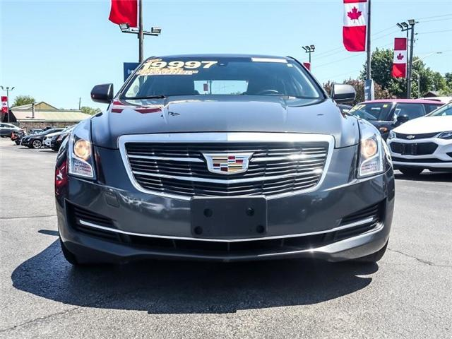 2015 Cadillac ATS 2.0L Turbo (Stk: 5734K) in Burlington - Image 2 of 24