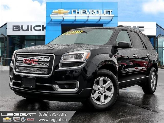 2015 GMC Acadia SLE1 (Stk: 5735Z) in Burlington - Image 1 of 24