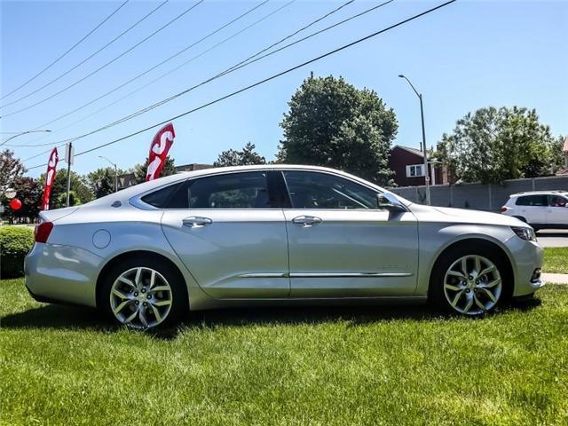 2019 Chevrolet Impala 2LZ (Stk: 5739KR) in Burlington - Image 4 of 28