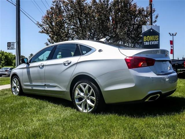 2019 Chevrolet Impala 2LZ (Stk: 5739KR) in Burlington - Image 7 of 28