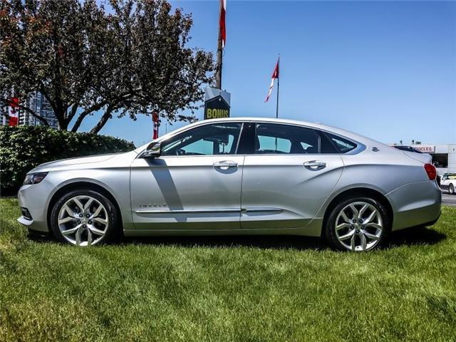 2019 Chevrolet Impala 2LZ (Stk: 5739KR) in Burlington - Image 8 of 28