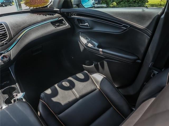2019 Chevrolet Impala 2LZ (Stk: 5739KR) in Burlington - Image 17 of 28