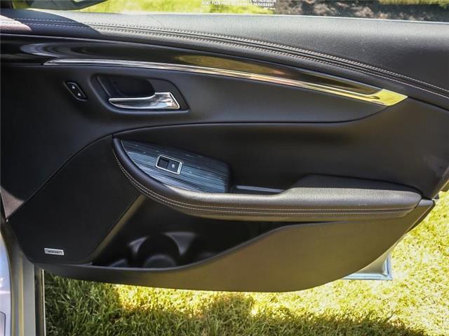 2019 Chevrolet Impala 2LZ (Stk: 5739KR) in Burlington - Image 19 of 28
