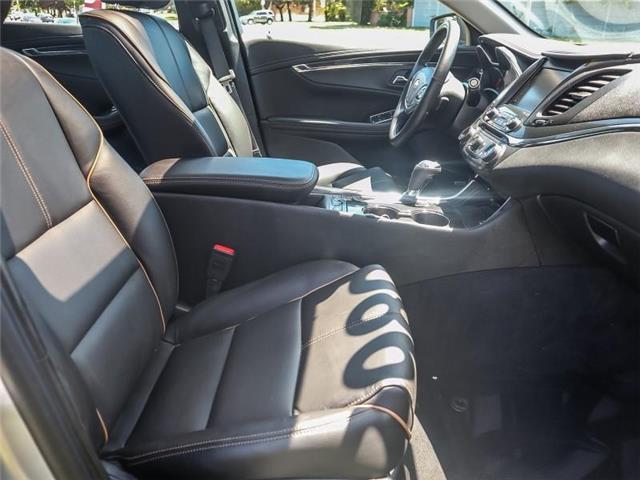 2019 Chevrolet Impala 2LZ (Stk: 5739KR) in Burlington - Image 20 of 28