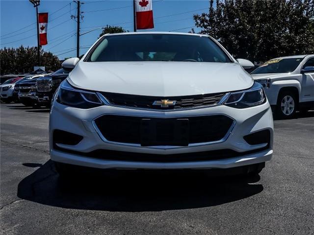 2018 Chevrolet Cruze LT Auto (Stk: 5745K) in Burlington - Image 2 of 24