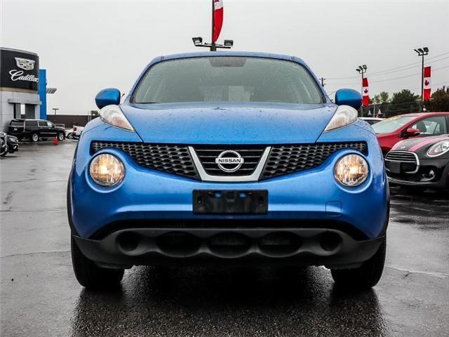 2012 Nissan Juke SV (Stk: 99574B) in Burlington - Image 2 of 19