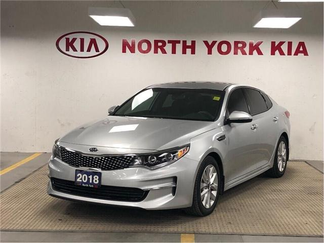2018 Kia Optima EX (Stk: N2201A) in Toronto - Image 1 of 21