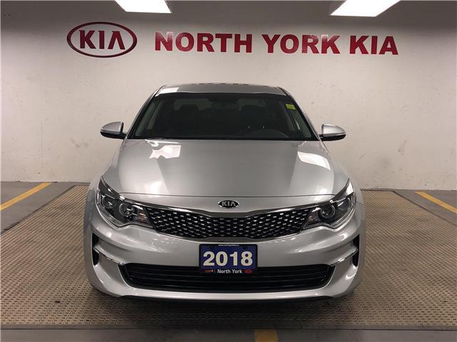 2018 Kia Optima EX (Stk: N2201A) in Toronto - Image 8 of 21