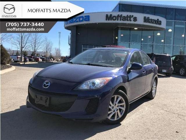 2012 Mazda Mazda3 GS-SKY (Stk: P6873A) in Barrie - Image 1 of 24