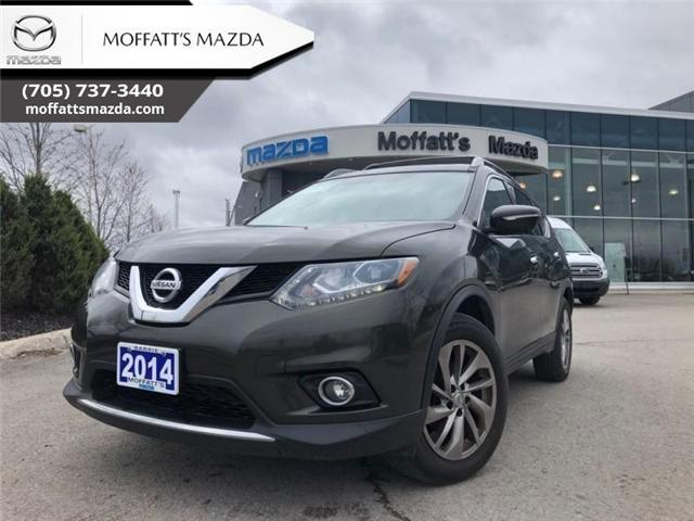 2014 Nissan Rogue SL (Stk: 27329) in Barrie - Image 1 of 25