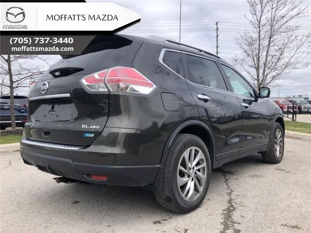 2014 Nissan Rogue SL (Stk: 27329) in Barrie - Image 6 of 25