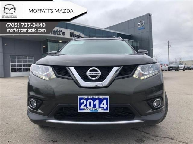 2014 Nissan Rogue SL (Stk: 27329) in Barrie - Image 9 of 25