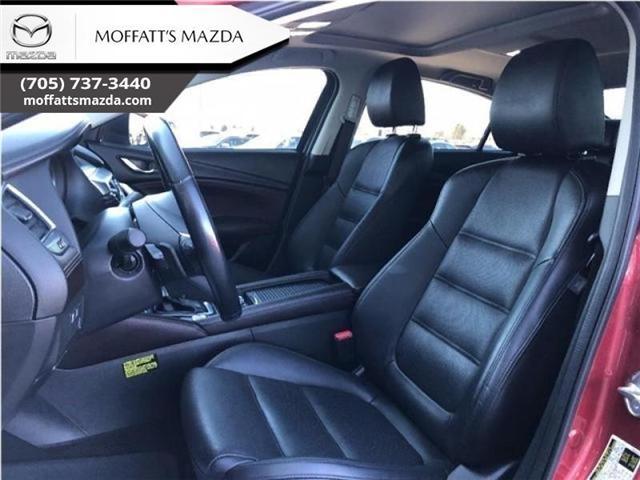 2017 Mazda MAZDA6 GT (Stk: P6181A) in Barrie - Image 11 of 27