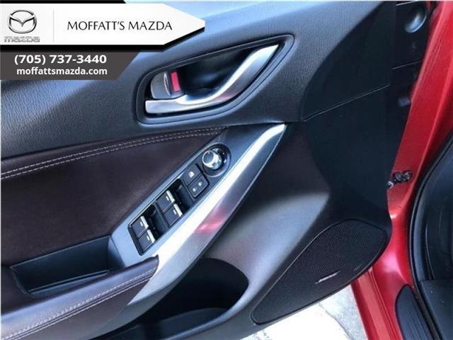 2017 Mazda MAZDA6 GT (Stk: P6181A) in Barrie - Image 13 of 27