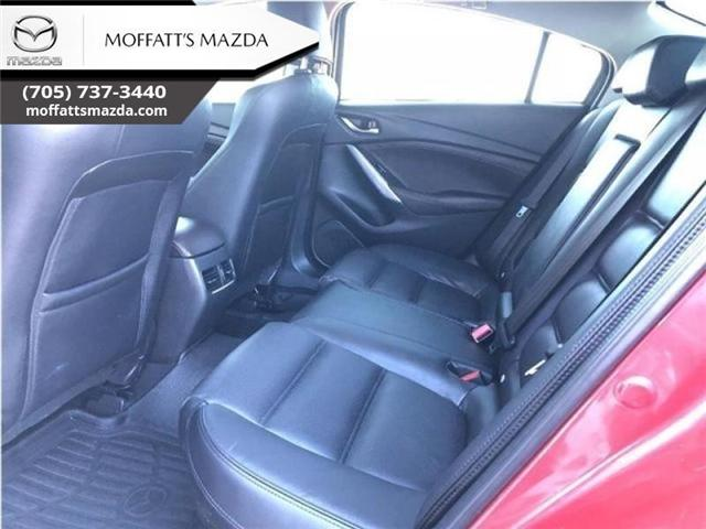 2017 Mazda MAZDA6 GT (Stk: P6181A) in Barrie - Image 24 of 26