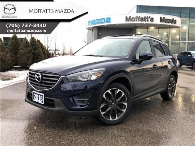 2016 Mazda CX-5 GT (Stk: P6199A) in Barrie - Image 1 of 23