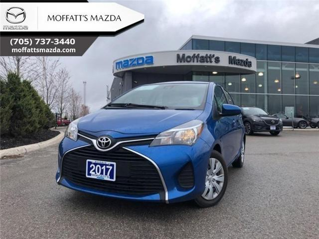 2017 Toyota Yaris LE (Stk: P5873B) in Barrie - Image 1 of 20