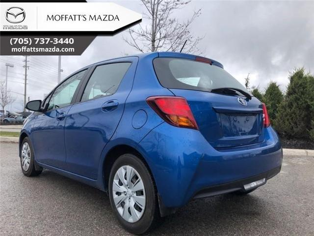 2017 Toyota Yaris LE (Stk: P5873B) in Barrie - Image 4 of 20