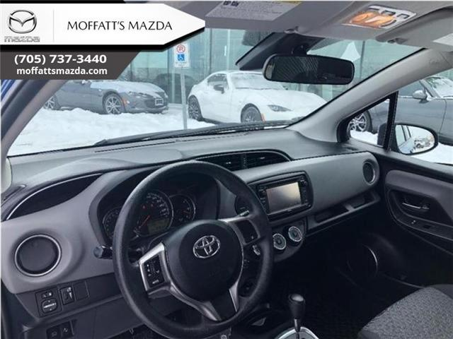 2017 Toyota Yaris LE (Stk: P5873B) in Barrie - Image 13 of 20
