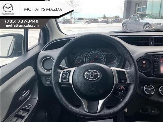 2017 Toyota Yaris LE (Stk: P5873B) in Barrie - Image 14 of 20