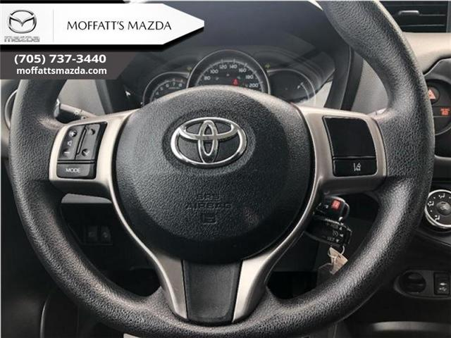 2017 Toyota Yaris LE (Stk: P5873B) in Barrie - Image 15 of 20