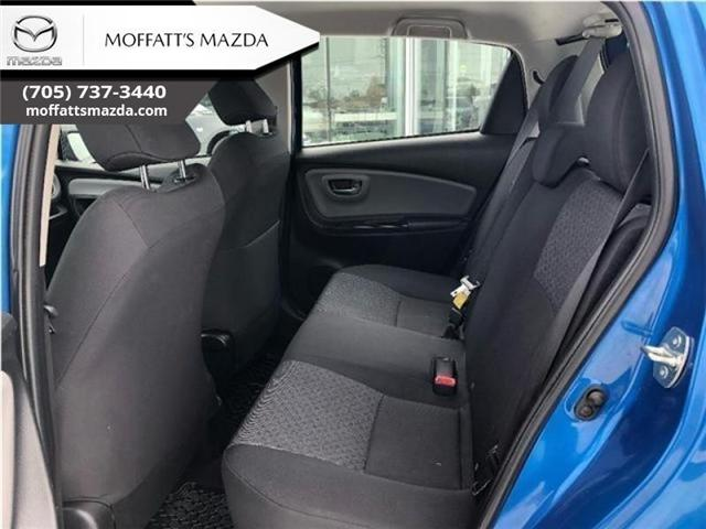 2017 Toyota Yaris LE (Stk: P5873B) in Barrie - Image 19 of 20