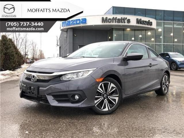 2016 Honda Civic EX-T (Stk: P6676A) in Barrie - Image 1 of 22
