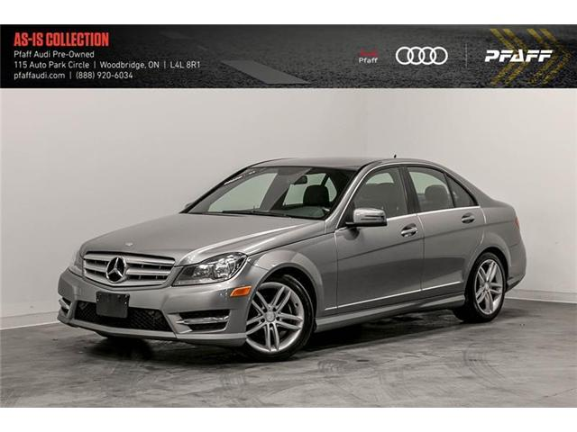 2012 Mercedes-Benz C-Class Base (Stk: C6817A) in Woodbridge - Image 1 of 22