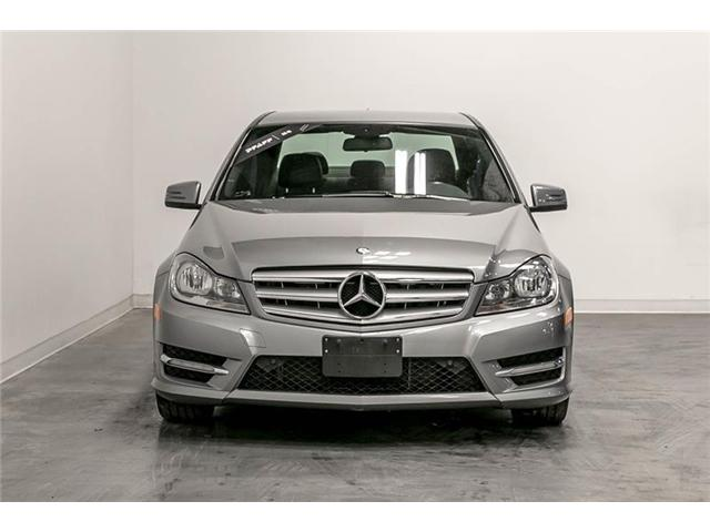2012 Mercedes-Benz C-Class Base (Stk: C6817A) in Woodbridge - Image 2 of 22