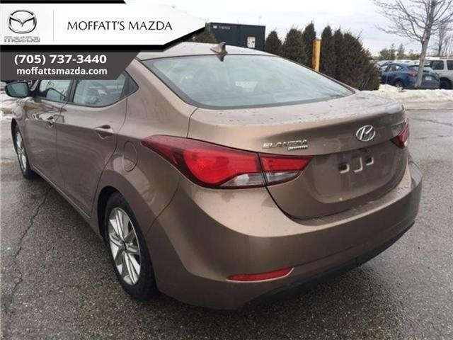 2016 Hyundai Elantra GL (Stk: 27350) in Barrie - Image 3 of 21
