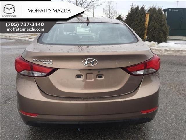 2016 Hyundai Elantra GL (Stk: 27350) in Barrie - Image 4 of 21