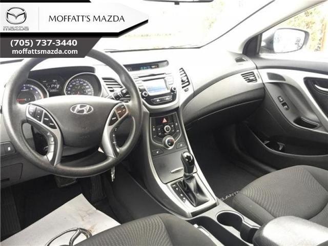2016 Hyundai Elantra GL (Stk: 27350) in Barrie - Image 8 of 21