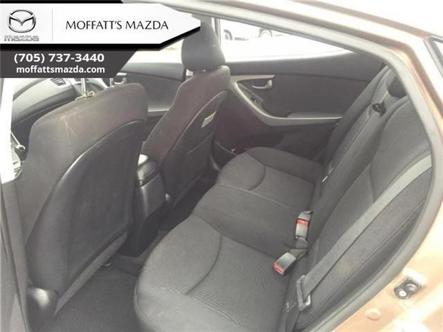 2016 Hyundai Elantra GL (Stk: 27350) in Barrie - Image 9 of 21