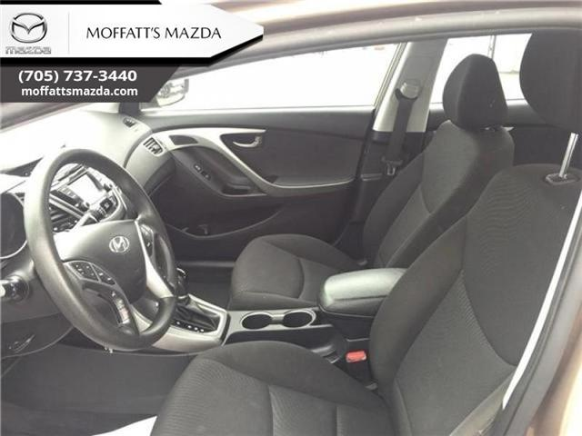 2016 Hyundai Elantra GL (Stk: 27350) in Barrie - Image 11 of 21