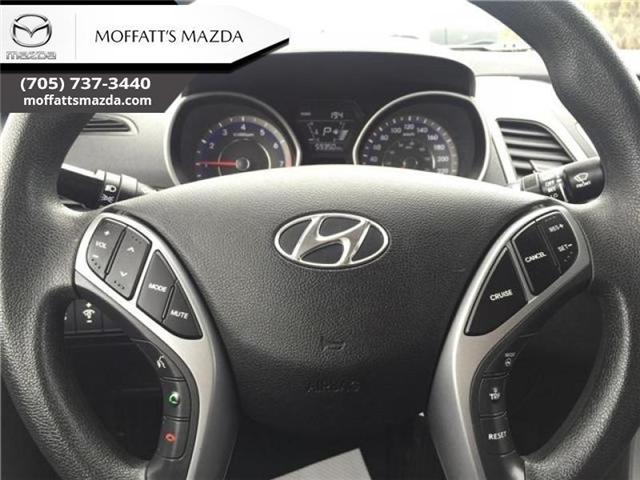 2016 Hyundai Elantra GL (Stk: 27350) in Barrie - Image 16 of 21