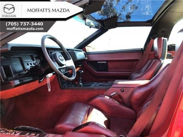 1985 Chevrolet Corvette  (Stk: 25658) in Barrie - Image 13 of 29
