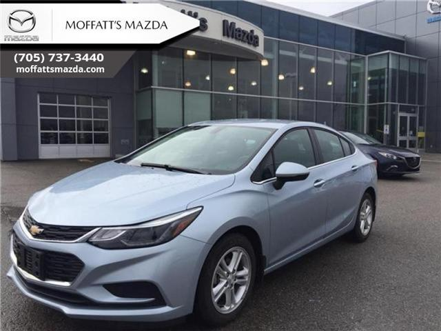 2018 Chevrolet Cruze LT Auto (Stk: 27366) in Barrie - Image 1 of 22