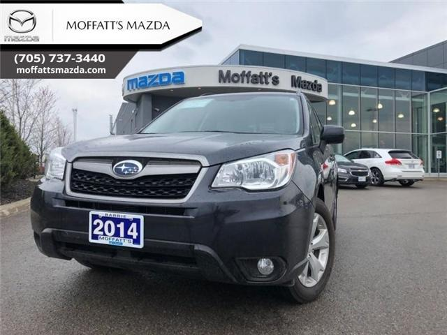 2014 Subaru Forester 2.5i Convenience Package (Stk: 27173) in Barrie - Image 1 of 23