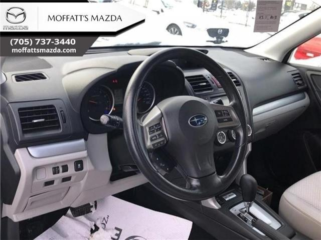 2014 Subaru Forester 2.5i Convenience Package (Stk: 27173) in Barrie - Image 15 of 23