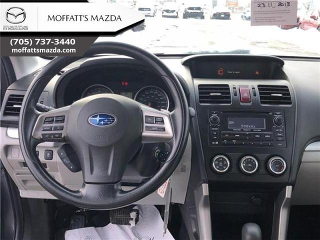 2014 Subaru Forester 2.5i Convenience Package (Stk: 27173) in Barrie - Image 16 of 23