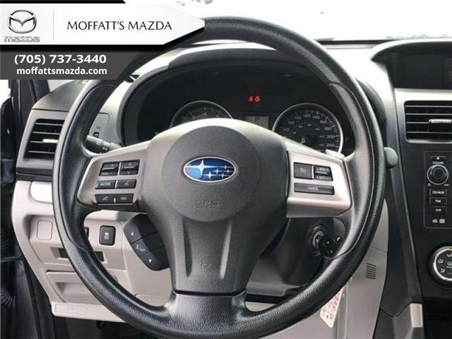 2014 Subaru Forester 2.5i Convenience Package (Stk: 27173) in Barrie - Image 17 of 23