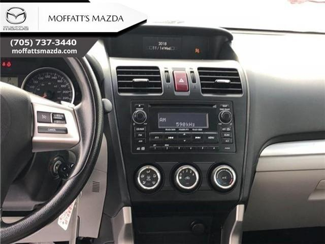 2014 Subaru Forester 2.5i Convenience Package (Stk: 27173) in Barrie - Image 19 of 23