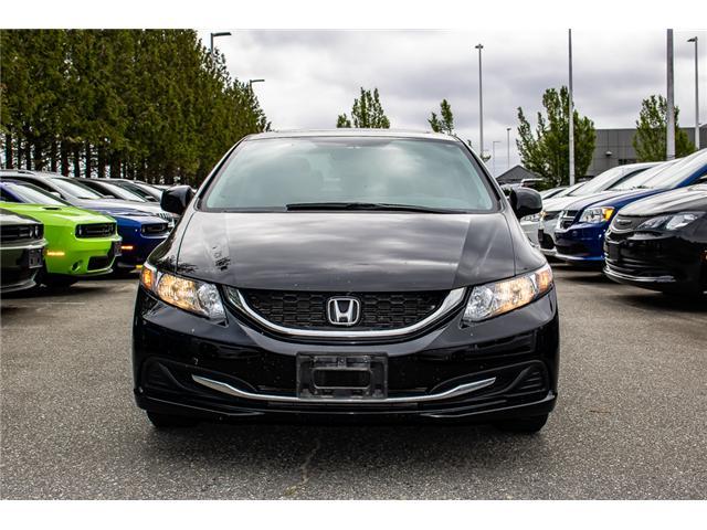 2013 Honda Civic LX (Stk: K574553A) in Abbotsford - Image 2 of 26