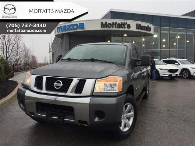 2015 Nissan Titan SV (Stk: P6946A) in Barrie - Image 1 of 27