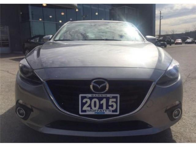 2015 Mazda Mazda3 GT (Stk: 27123A) in Barrie - Image 4 of 23