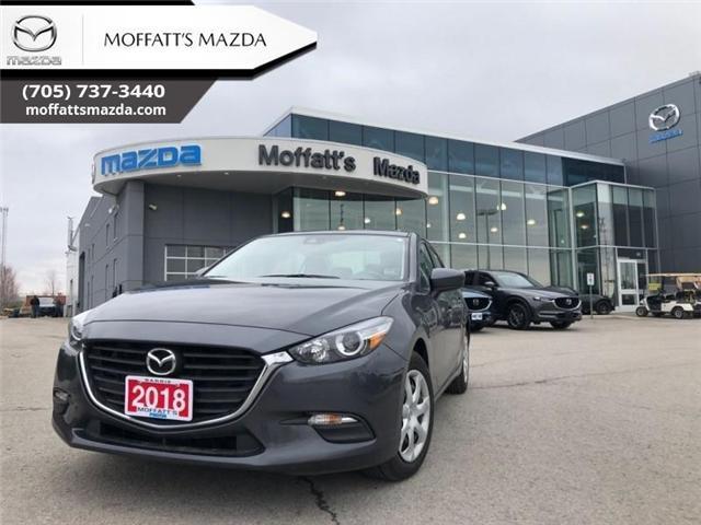 2018 Mazda Mazda3 GX (Stk: 27501) in Barrie - Image 1 of 28