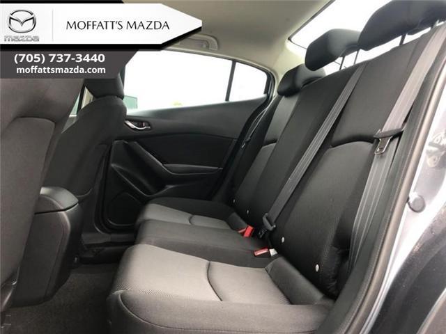 2018 Mazda Mazda3 GX (Stk: 27501) in Barrie - Image 14 of 28