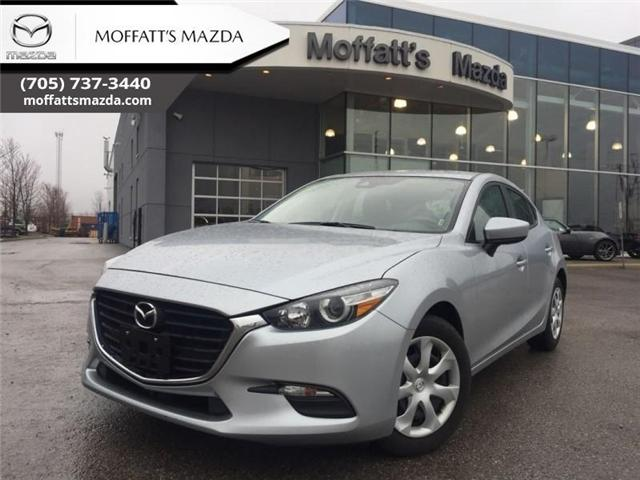 2018 Mazda Mazda3 Sport GX (Stk: 27498) in Barrie - Image 1 of 22