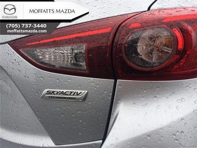2018 Mazda Mazda3 Sport GX (Stk: 27498) in Barrie - Image 9 of 22